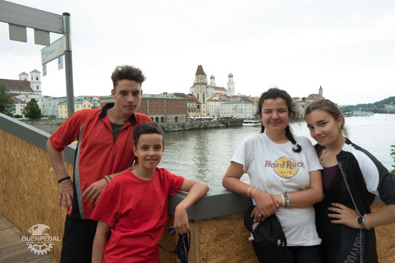 Passau, listos para continuar con la aventura
