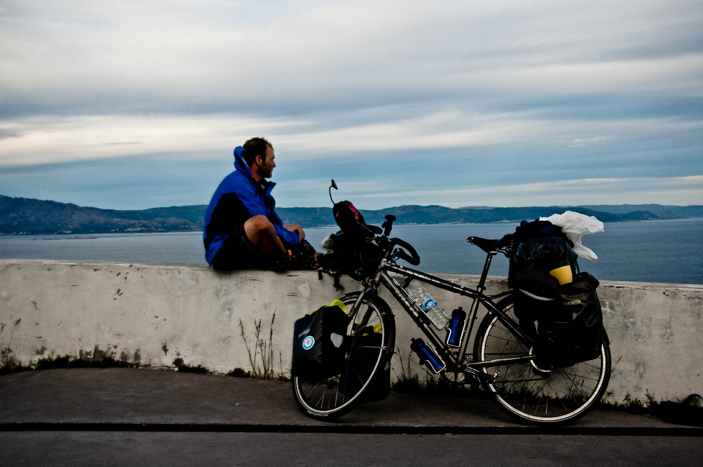 cicloturismo autosuficiente